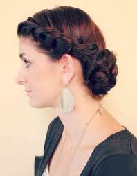 Awesome Vintage Braided Wedding Hairstyles