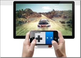 Use iPhone as a Gaming Remote or Joystick for puter