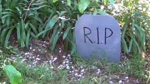 Diy Halloween Wood Tombstones by How To Make A Fake Halloween Tombstone Youtube