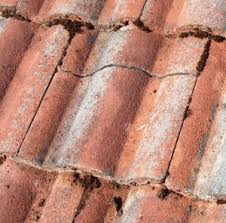 ask the expert can cracked roof tiles be glued tile roofing