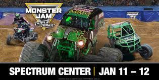 Monster Jam | Spectrum Center Charlotte