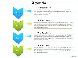 Powerpoint Agenda Template Pretty Example Resume And Examples