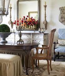 Vintage French Country Dining Room Design Ideas Antique Tables