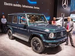 2019 Mercedes-Benz G-Class Debuts | Kelley Blue Book Mercedesbenz G 550 4x4 What Is A Portal Axle Gear Patrol Mercedes Benz Wagon Gpb 1s M62 Westbound Uk Wwwgooglec Flickr Amg 6x6 Gclass Hd 2014 Gwagen 6 Wheel G63 Commercial Carjam Tv Lil Yachtys On Forgiatos 2011 Used 4matic 4dr G550 At Luxury Auto This Brandnew 136625 Might Be The Worst Thing Ive Driven Real History Of The Gelndewagen Autotraderca 2018 Mercedesmaybach G650 Landaulet First Ride Review Car And In Test Unimog U 5030 An Demonstrate Off Hammer Edition Chelsea Truck Company Barry Thomas To June 4 Wagon Grows Up Chinese Gwagen Knockoff Is Latest Skirmish In Clone Wars