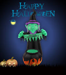Halloween Yard Inflatables 2015 by Online Buy Wholesale Inflatable Halloween Yard Decorations From