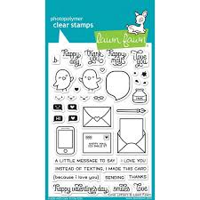 Amazoncom Lawn Fawn Clear Stamps 4