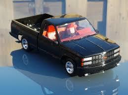 1991 Chevrolet C1500 454 SS – AMT Ertl | Rays Kits