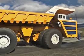 Belaz 75710 Claims World's Largest Dump Truck Title - Truck Trend