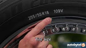 How To Read A Tire Size & Understanding A Tire Sidewall - ABTL Auto ...