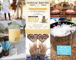 Awesome Country Style Wedding Ideas Invitesweddings