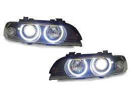 2003 bmw 5 series e39 depo projector halo headlight with