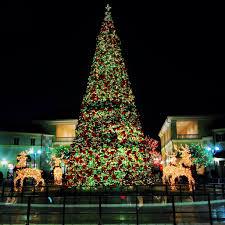 Christmas Tree Shop Riverhead by Lights Music Ice Skating U0026 Snow Makes Shopping Fun At Tanger