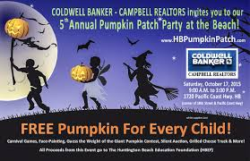Heather Hill Pumpkin Patch by Free Pumpkin Patch Party At The Beach Huntington Beach Real Estate