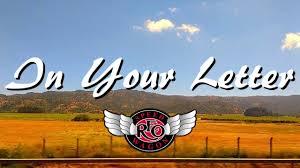 In Your Letter REO Speedwagonï¼ˆæ—¥æœ¬èªžæŒè©žä ˜ãï¼‰