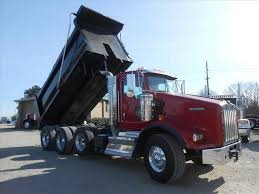 100 Kenworth Dump Trucks For Sale Burton Truck With Bed Kit And Mack Tri Axle Together Topkick 31