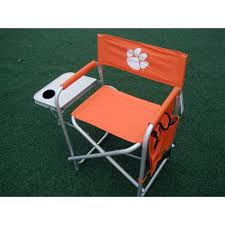 Amazon.com : Rivalry Distributing Clemson Tigers Ncaa Ultimate ... Ncaa Chairs Academy Byog Tm Outlander Chair Dabo Swinney Signature Collection Clemson Tigers Sports Black Coleman Quad Folding Orangepurple Fusion Tailgating Fisher Custom Advantage Zero Gravity Lounger Walmartcom Ncaa Logo Logo Chair College Deluxe Licensed Rawlings Deluxe 3piece Tailgate Table Kit Drive Medical Tripod Portable Travel Cane Seat