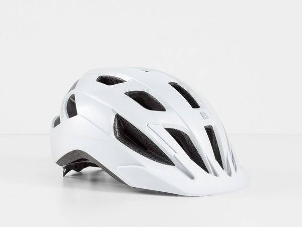 Bontrager Solstice MIPS Bike Helmet - Crystal White - Medium/Large