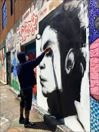 Clarion Alley Mural Project San Francisco by Sf U0027s Brand New Prince Mural Funcheapsf Com