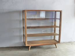 Curio Cabinets Ikea Fresh Detolf Display Cabinet Corner With Lights Perth
