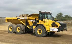 100 Construction Trucks Highways England Introduces Selfdriving Dump Trucks For