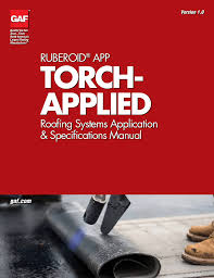 torch applied ruberoid app