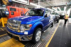 100 New Ford Pickup Truck Is Recalling 874000 Pickup Trucks In North America For Fire Risks