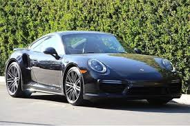 12 2017 Porsche 911 Turbo S For Sale duPont REGISTRY