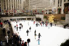 Christmas Tree Rockefeller Center 2018 by The Rink At Rockefeller Center The Rink At Rockefeller Center