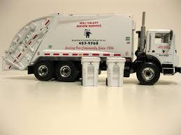 First Gear Mill Valley Refuse Service Trash Truck. | Flickr