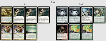 Zoo Mtg Deck List by Gwx Vizier Company Tier 1 Modern Modern The Game Mtg