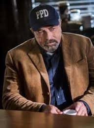 Jesse Stone Lost In Paradise A Photo Of Tom Selleck Wearing Ball Cap With The Letters PPD