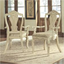 d707 01a ashley furniture ortanique dining upholstered arm chair