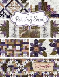 The Potting Shed Bookings by The Potting Shed U003cbr U003eproject Book Doug Leko Antler Quilt Design