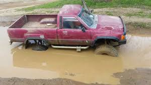 1985 Toyota Pickup 4x4 Stuck - YouTube For Sale 1985 Toyota 4x4 Pickup Truck Solid Axle Efi 22re 4wd Presented As Lot W174 At Indianapolis In Pickup With 22000 Original Miles Nice Price Or Crack Pipe 25kmile 4wd 6000 Was The 4runner Best Suv Of 80s Awesome Toyota 2wd Manual 5speed Potrait Hard Trim Heres Exactly What It Cost To Buy And Repair An Old Fs Norrock 22re Solid Axle Yotatech Forums Classic Car Longview Wa 98632 Truck 44 Lifted X Fresh Paint