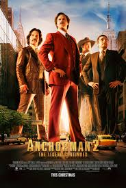 Anchorman I Love Lamp Scene by Film Review Anchorman 2 The Legend Continues