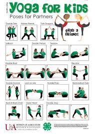 4H Yoga Program For Kids With University Of Arkansas Partner Fb Healthy Living