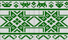 ChemKnits KAB Stocking Pattern