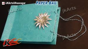 HOW TO Make Paper Bag Easy Craft