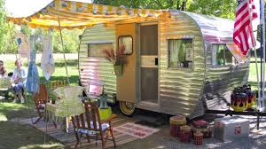 RV Pictures Vintage Campers