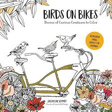 Birds On Bikes And Dozens Of Other Curious Creatures To