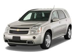 2008 Chevrolet Equinox (Chevy) Review, Ratings, Specs, Prices, And ...