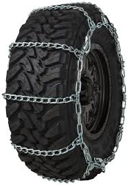Quality Chain 3231qc Wide Base Cam 7mm Link Tire Chains Snow SUV 4x4 ...