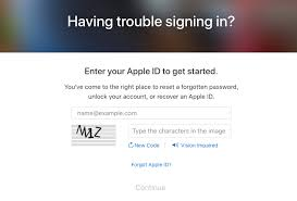 How to Reset Your Forgotten Apple ID Password