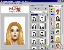 Download Free MAGGI Hairstyle And Make Up Software