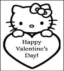 Luxury Happy Valentines Day Coloring Pages 96 For Kids With