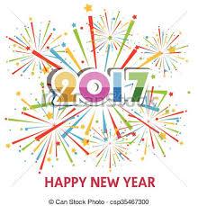 Happy New Year 2017 Clipart – Happy Holidays
