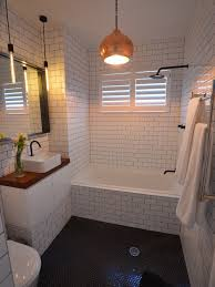 Small Rustic Bathroom Ideas by Small Bathroom Ideas For Bathroom Remodel With Used Subway Tile
