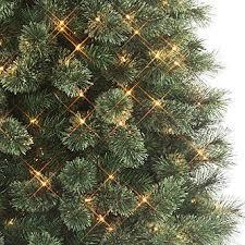 Pre Lit Pencil Cashmere Christmas Tree by Donner U0026 Blitzen Incorporated 7 5 U0027 Westchester Slim Cashmere Pine