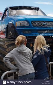 100 Girls On Trucks Bigfoot Monster Truck Stock Photos Bigfoot Monster Truck