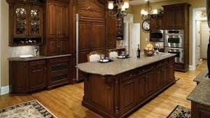 Colonial Style Kitchen Cabinets New Rustic Ideas With In